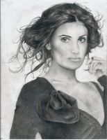 Idina Menzel by michellec