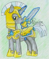 Unicorn Guard - Request by Azurina