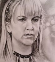 Xena: Warrior Princess - Gabrielle (Renee o'Connor by GabrielaRose