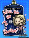 Dw Rose Card Vday by JohnYume