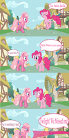 Tale of Two Pinkies by Vector-Brony