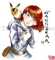 Kaze no Tani no Nausicaa by PokeShoppe
