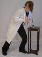 Mad Scientist Mari 57 by TwilightAmazonStock
