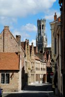 Postcard from Bruges by Aloba