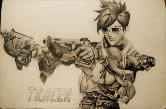 TRACER by INAZUMAN11