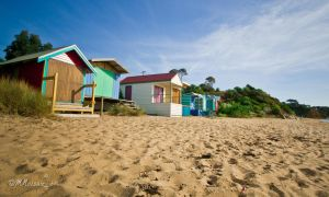 beach houses 1 by mnoruzi