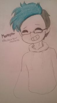 Markiplier Day 4 (Late) by RechainYourMemories