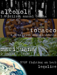 Marijuana Awareness - Deaths by eternalrabbit