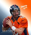 Peyton Manning by vanessam124