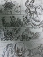 Fade Comic Page 3 by Agyron