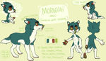 Mordecai by fqs
