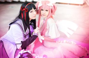don't fear Homura by LauzLanille