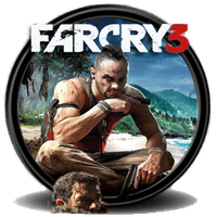 Far Cry 3 icon by kikofakiko