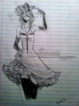 Camellia Gumi by clovernightwolves
