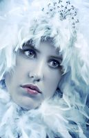 Snow Queen by Drezdany