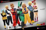Dragonball Z costume play by jeffbedash325