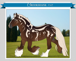 Crookshank 7512 by beauclaire