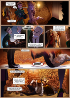 Monsieur Charlatan Page 170 by DrSlug