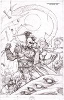 Dark Sun 1: Rough Sketch by andybrase