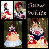 Snow White - 2012 by e-Sidera