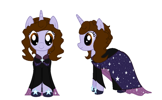 Astral at the gala contest entry by Shaydoodle