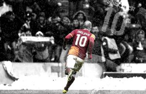 Wesley Sneijder Effect by bluezest1997