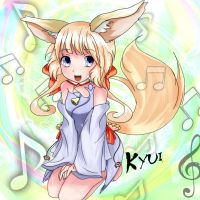 Kyui (The Wind Fox of Song) by Kyomeiyu