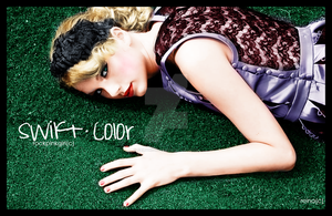 taylor swift color by fairynigth26