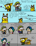 XoVeR : The One with the Ball 4 by Liliththeottsel