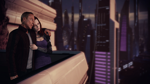 Render Request 3/13: Shepard + Zaeed by hackett-out