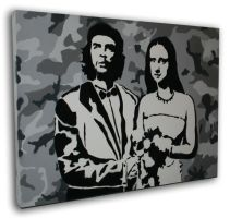 che and monalisa by iamfrz