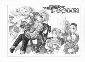 The Legend of Dragoon by Jagarnot