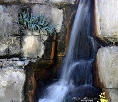 Zoo Waterfall by thatmikeguy91