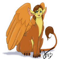 Sphinx by TheyCallMeRoxas