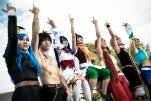 Fairy Tail - We are Fairy Tail by archiekwa