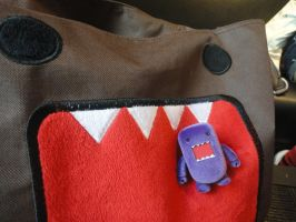 Domo bag by PiliBilli