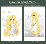 Do this again meme by Drawing-Heart