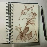 Instaart - Medieval Fox by Candra