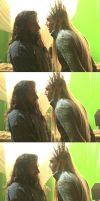 Thorin/Thranduil_what you say by Rosalind-WT