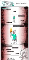 Minecraft Comic: CraftyGirls Pg 72 by TomBoy-Comics