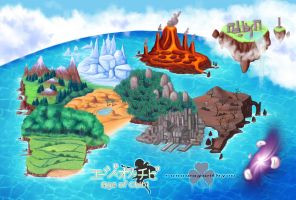 age of chibi map by runawaywithyou