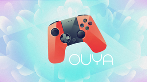 OUYA Wallpaper 1920x1080 by Mellergaard