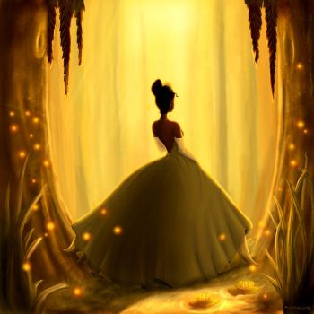 The Princess by matthoworth
