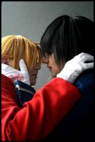Roy x Edward Cosplay Taisa... by Moin2D