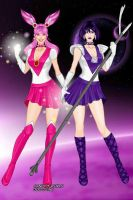 X-Girl-Sailor Moon: The Children by autumnrose83