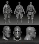 Brothers in Arms 3 german soldier by sobaku-chiuchiu