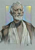 Ben kenobi - Color by prmedia