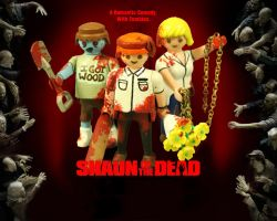 Z.A.P. 2 Day 6 Shaun of the Dead by zombiemonkie