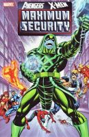 marvel maxinum security by Haseo1970