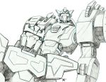 Rewind and Chromedome by beamer